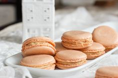 Macarons, Types Of Cakes, Cooking Recipes, Healthy Recipes, Edible Art, Cakes And More, Caramel, Sweets, Bread