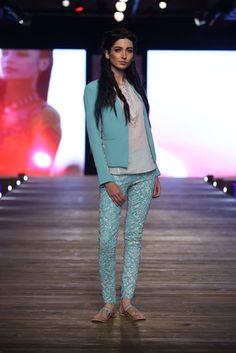 Monisha Jaising blue