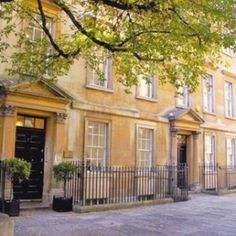 Our main training location in the historic centre of Bath