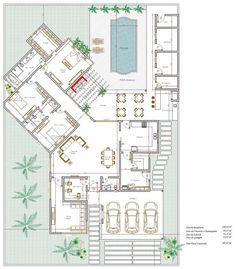 Planos y diseños de casa y jardin (15) - Curso de Organizacion del hogar