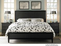 Universal Furniture Summerhill Collection Available at Reliable Home Furniture Beautiful Bedrooms, Decoration, Home Furniture, Headboards, Tables, Inspiration, Night, Home Decor, Collection