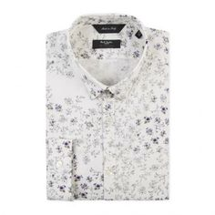 Eton Floral Shirt ($180) ❤ liked on Polyvore featuring men's ...