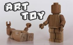 Lego en bois