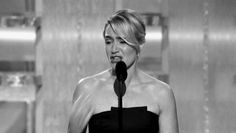 And here he is blowing her a kiss:   Kate Winslet And Leonardo DiCaprio Should Be Together In Real Life