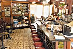 1000 images about miniature soda shop on pinterest soda for Old fashioned soda fountain near me