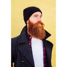 Papa's got a brand new manbag - beardcollective: –> @christopherjameshartman |...