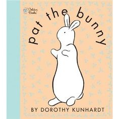 Pat the Bunny (Touch and Feel Book) (Plastic Comb)