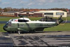 USMC VH-3D Sea King