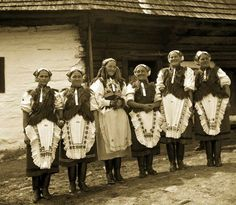 Polomka (Horehronie) Folk Costume, Costumes, European Dress, Heart Of Europe, The Shining, Pagan, Mythology, Game Of Thrones Characters, Traditional