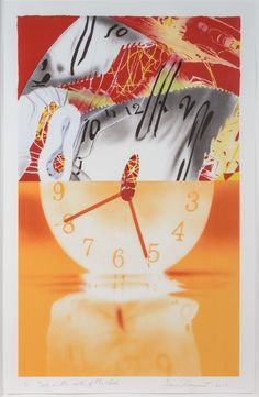 Wonderful limited edition signed fine art prints by American Pop artist James Rosenquist. Discover more of his artworks and history by clicking through to our website. Pop Art Artists, Futuristic Art, Art Walk, Cultura Pop, Art Inspo, New Art, Art History, Amazing Art, Fine Art Prints
