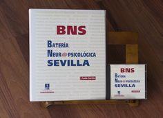 Bateria Neuropsicológica Sevilla. Autor: J. León-Carrión. Archivador y CD.