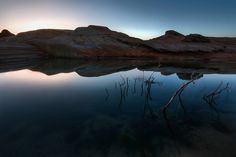 Sand Hollow Reflection