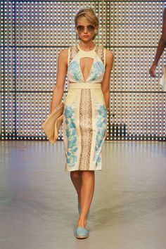 Holly Fulton Spring 2013 Ready-to-Wear Collection