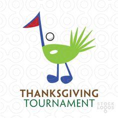 Thanksgiving Golf logo