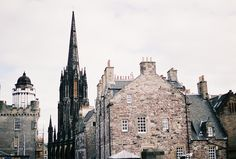 Old Town, Edinburgh, Scotland, GB