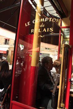 comptoir les Relais, Paris