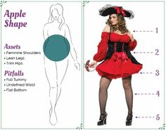 Flatter Your Figure: Plus Size Pirate Costumes - Halloween Costumes Blog