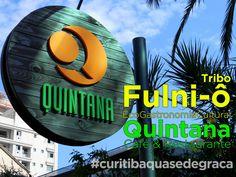 Curitiba Quase de Graça - Café e Restaurante Quintana - tribo Fulni-ô