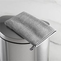 simplehuman® Stainless Steel Cleaning Mitt I Crate and Barrel