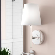 Frederickson 1 Light Wallchiere Sconces Swing Arm Lamp Wall Sconces