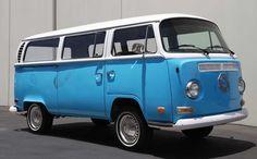 Volkswagen van Dharma LOST