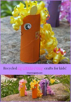 Picture Perfect My Little Pony Crafts for Kids