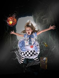 ...: Alice in Wonderland