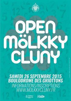 Open de Mölkky à Cluny le samedi 26 septembre 2015.