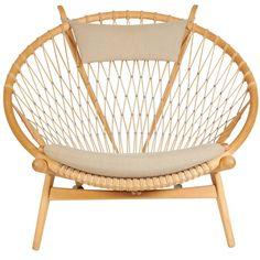 """""""The Hoop Chair"""" by Hans J. Wegner 1"""