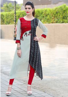 7ea0a07478 Find out the best quality designer kurtis, buy it from the top-class  wholesalers. If you are in search of designer kurtis wholesalers surat, you  have to ...
