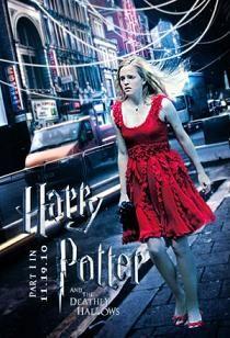 ハリー・ポッターと死の秘宝の不安感漂うハーマイオニー・グレンジャー