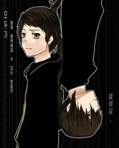 Tower of God: Baam and Viole (same person)