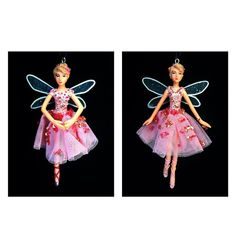 #kisskissheart #cute #pretty #pink #fairy #present #christmas #tree #trinket #delicate