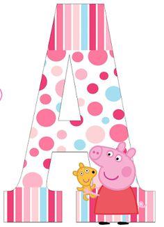 ZONA 10 PREESCOLAR CHIGNAHUAPAN: ABC PEPPA PIG