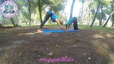 Yoga Family Violet Alignment kids