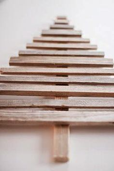 Christmas Trees From Upcycled Wooden Pallets Recycled Pallets