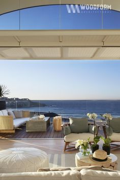 Great view and beautiful use of pacific teak timber in timber cladding.