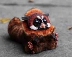russia fantasy animals | Santani: Incredible and Cute Russian Fantasy Animal Dolls