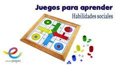 Juegos para aprender: El parchis de las interacciones