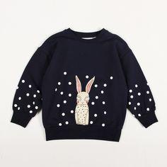 Mini Rodini Bunny Sweatshirt