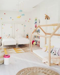 15X KIDS' ROOMS TO SHARE