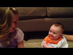 Sadie doesn't want her brother to grow up (ORIGINAL) - YouTube
