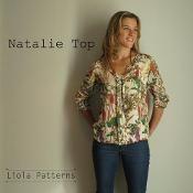 Natalie Top - via @Craftsy