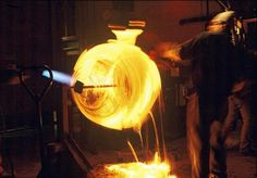 Bucket List #4: Learn How to Blow Glass.