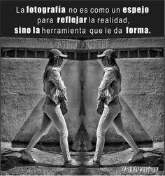 La Fotografía no es como un Espejo