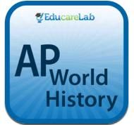 One of our Customers Feedback on AP World History App:   Good app!!    by MissBraden1    I like studying using Flashcards and this app is the best because it has almost all of the flashcards for AP World History. Good app!!