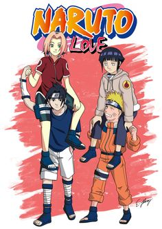 Naruto Love by E-Jhony on DeviantArt