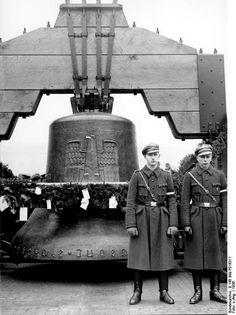 "historyandass: "" Olympic Bell, 1936 """