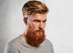 Los 35 mejores cortes de pelo para hombre - Métodos Para Ligar Hair And Beard Styles, Curly Hair Styles, Side Swept, Undercut, Gentleman, Mens Fashion, Healthy, Outfits, Men Hair Styles