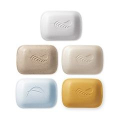 Melaleuca bath bars. A super dense bath bar. Leaves skin soft and smooth. Smells great.